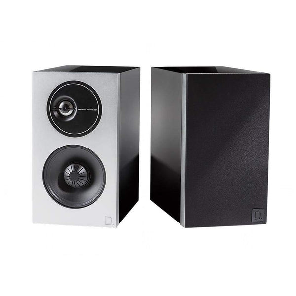 Definitive Technology Demand Series D7 High-Performance Bookshelf Speakers - Pair (Black)
