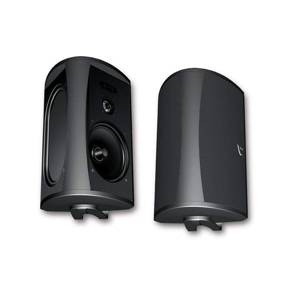 Definitive Technology AW5500 Black All-Weather Indoor/Outdoor Speaker with bracket