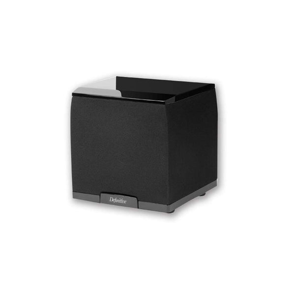 Definitive Technology SuperCube 2000 7.5 inch High-Pressure Subwoofer with 650W Amp 1-7.5 inch Woofer 2-7.5 inch bass radiators