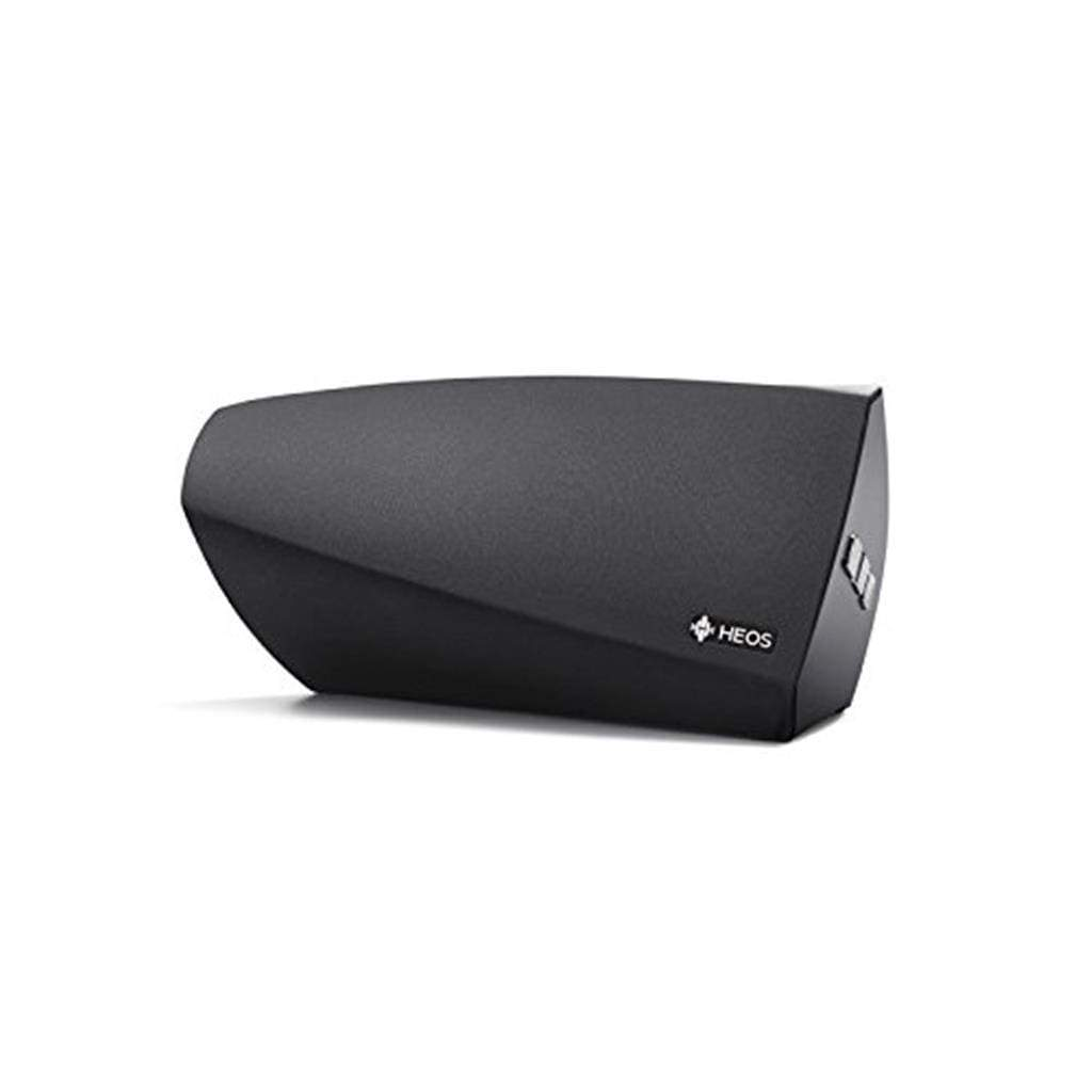 Denon HEOS 3 Wireless Speaker (Black) (New Version) - Stereo Advantage