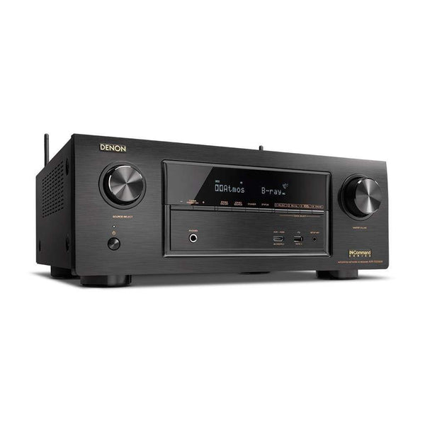 Denon AVR-X3300W 7.2 Channel Full 4K Ultra HD AV Receiver with Bluetooth