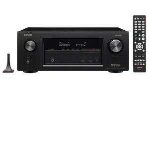 Denon AVRX2400H 7.2 Channel AV Receiver with Built-in HEOS wireless technology - Stereo Advantage