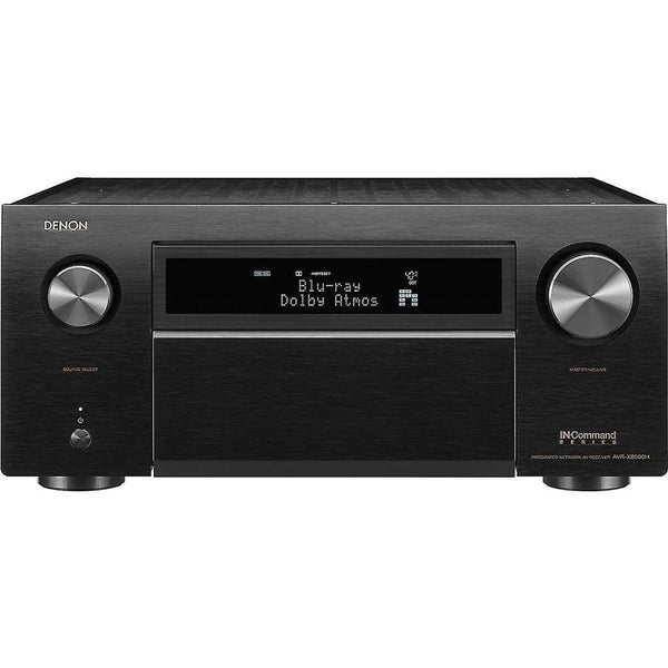 Denon AVR-X8500H 13.2-channel AV Receiver  Black