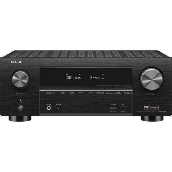Denon AVR-X3500H 7.2-channel AV Receiver