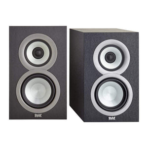 ELAC Uni-fi UB5 Bookshelf Speaker (Black, Pair) - Stereo Advantage