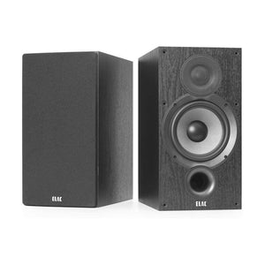 ELAC B6.2 Debut 2.0 Bookshelf Speakers (Pair) - Stereo Advantage