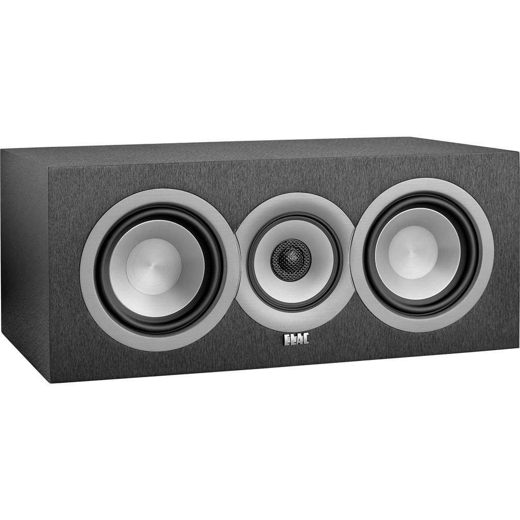 ELAC Uni-fi UC5 Center Speaker (Black, Single) - Stereo Advantage