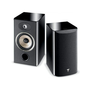 Focal Aria 906 2-Way bass reflex bookshelf Black- (Pair) - Stereo Advantage