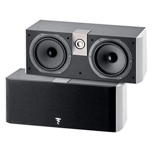 Focal CC700 2-Way shielded sealed center channel Black - Stereo Advantage