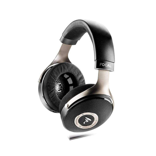 Focal Elear Open Back Over-Ear Headphones (Black)