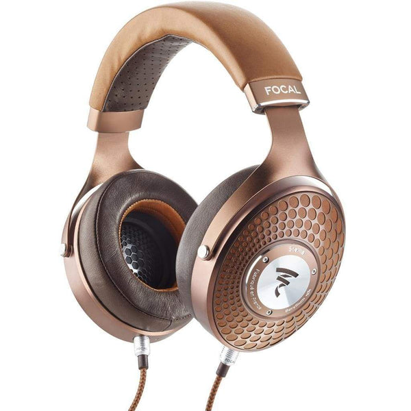 Focal Stellia Audiophile Circum-Aural Closed-Back Over-Ear Headphones