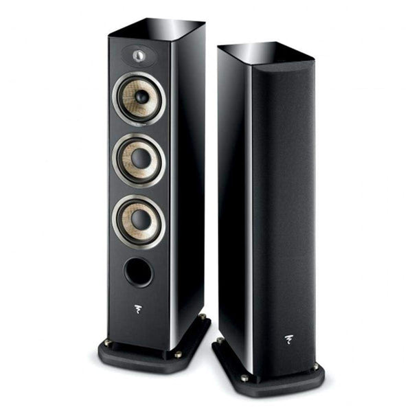 Focal Aria 926 3-Way bass reflex floor standing Black- (Pair)