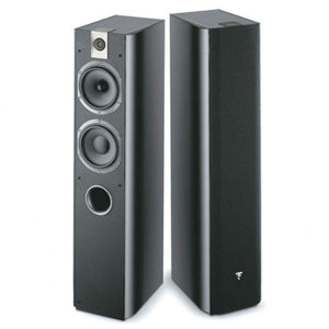Focal 716 Bass-Reflex Floostanding speaker Black (Pair) - Stereo Advantage