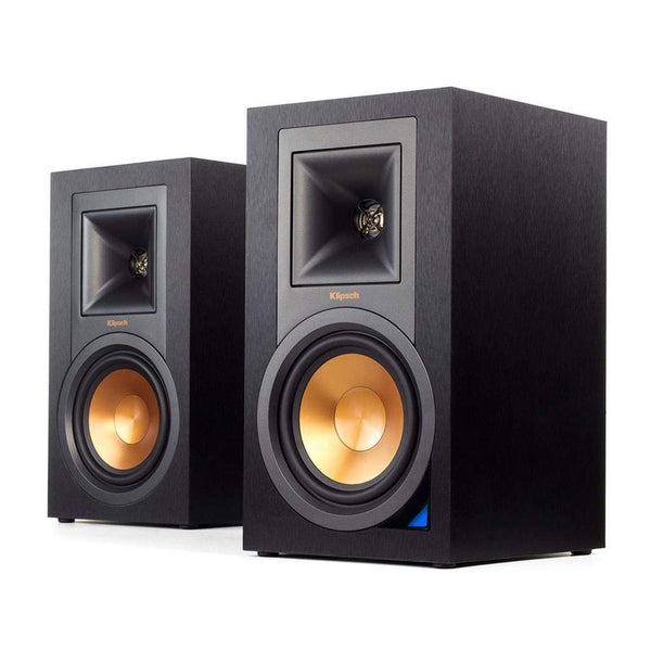 Klipsch R-15M Bookshelf Monitor Speakers  Powered PAIR