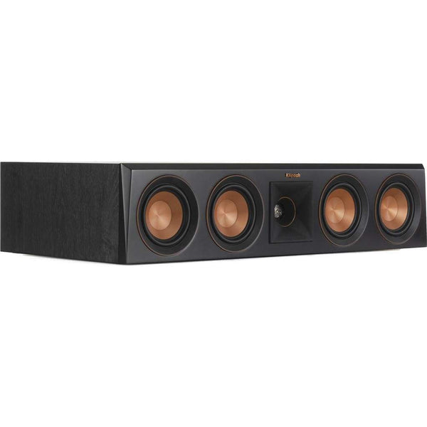 Klipsch Reference Premiere RP-404C quad 4-inch center channel speaker