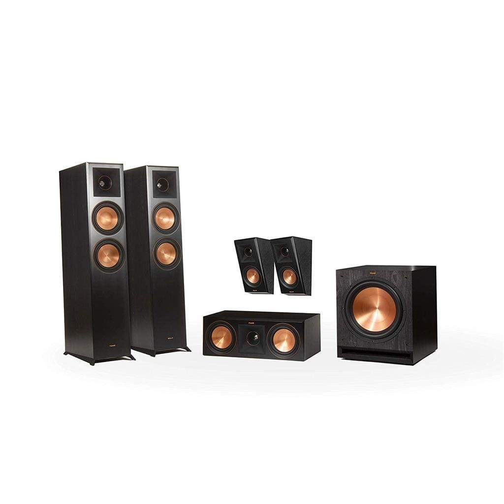Klipsch RP-6000F 5.1 Home Theater System - Ebony - Stereo Advantage