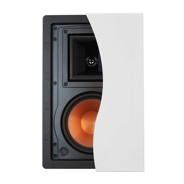 Klipsch R-3650-W II In-Wall Speaker (White)