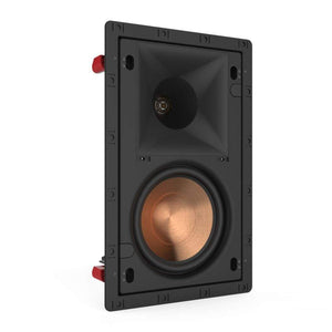 KLIPSCH PRO 160RPW 6.5 INCH 2 WAY IN WALL SPEAKER - Stereo Advantage