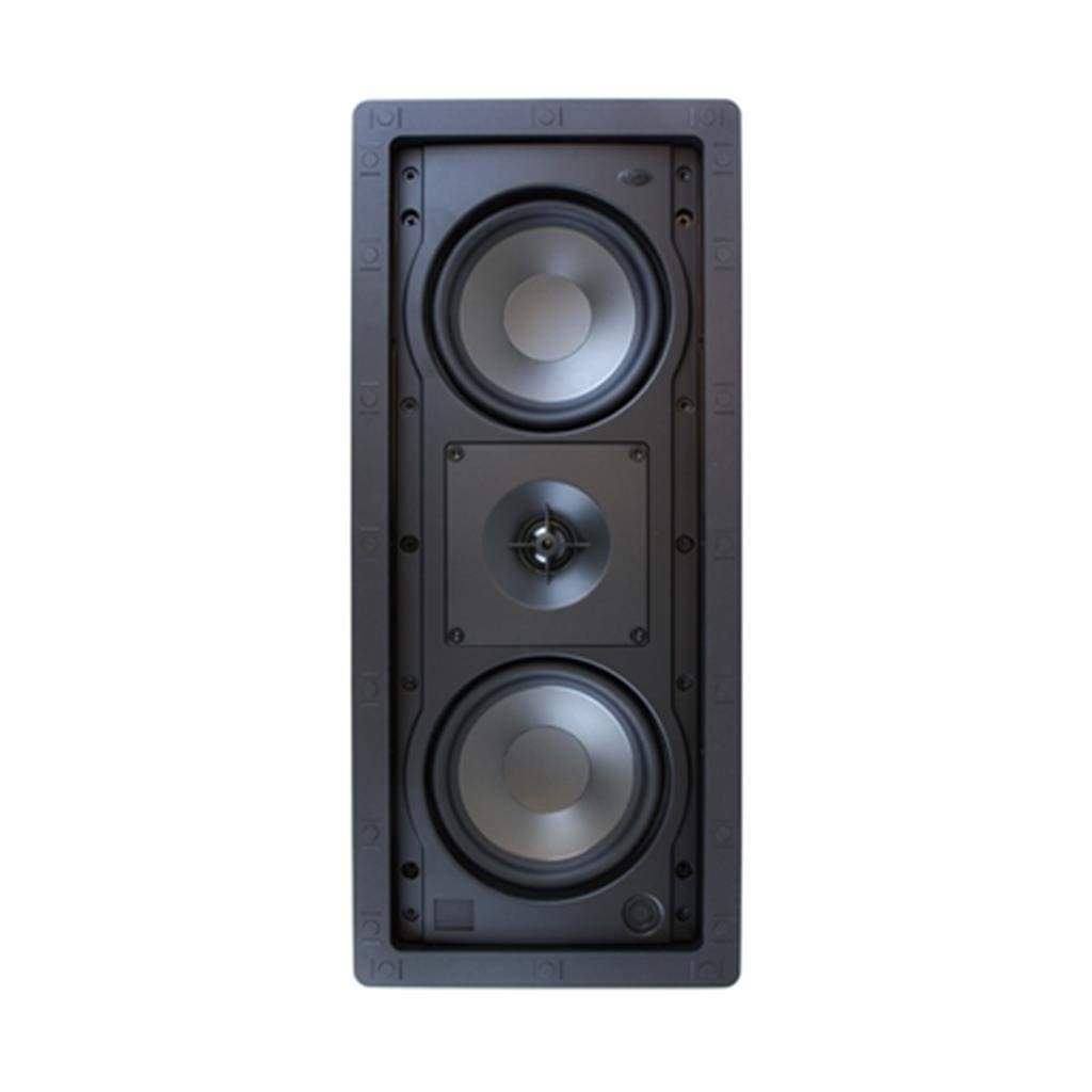 KLIPSCH R2502-W DUAL 5.25 INCH WOOFERS AND 1 INCH TWEETERS - Stereo Advantage