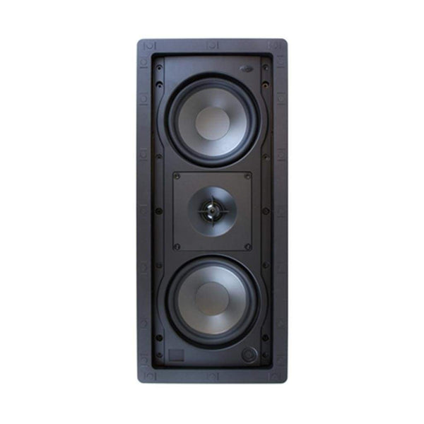 KLIPSCH R2502-W DUAL 5.25 INCH WOOFERS AND 1 INCH TWEETERS