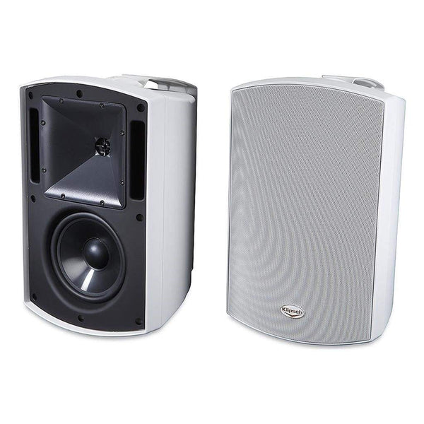 Klipsch AW-650 Outdoor Speakers- White (Pair)