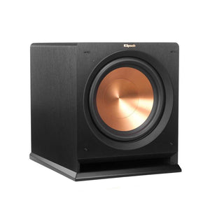 "Klipsch SW-112 Reference Series 12"" Powered Subwoofer - Each (Black) - Stereo Advantage"
