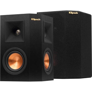Klipsch RP-240S Reference Premiere Surround Speaker with Dual 4 inch Cerametallic Cone Woofers Piano Black Single - Stereo Advantage