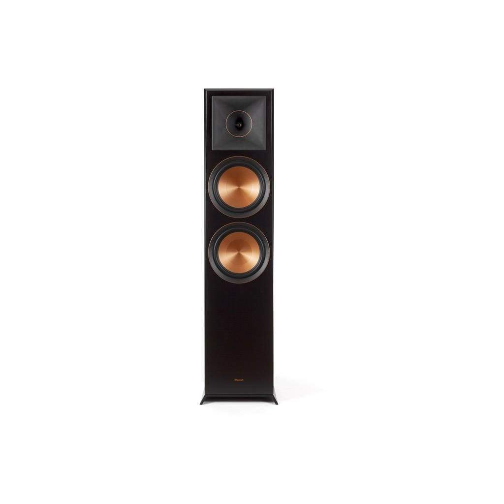 Klipsch RP-8000F Dual 8-inch Reference Premiere Tower Speaker (Ebony) - Stereo Advantage