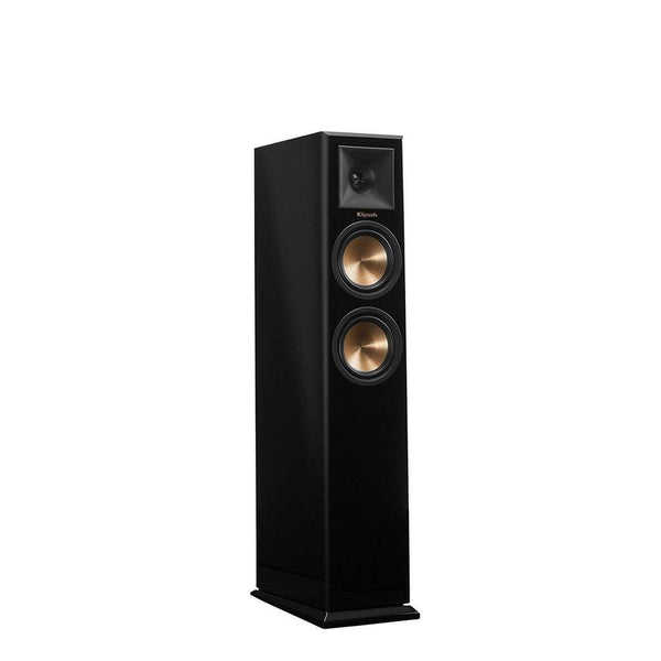 Klipsch RP-250F Reference Premiere Floorstanding Speaker with Dual 8 inch Cerametallic Cone Woofers - Each (piano black)
