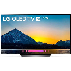 LG Electronics OLED55B8PUA 55-Inch 4K Ultra HD Smart OLED TV (2018 Model) - Stereo Advantage