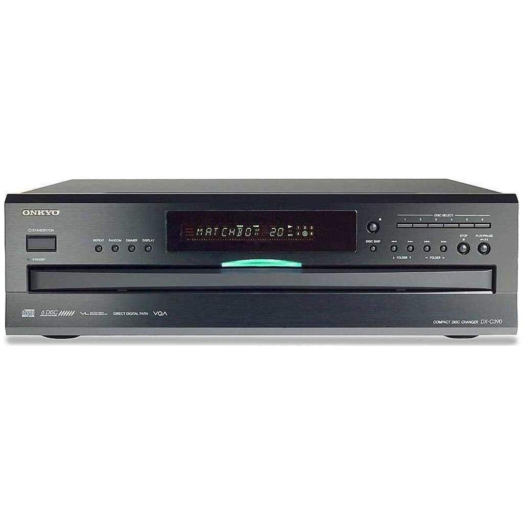 6-Disc CD Changer