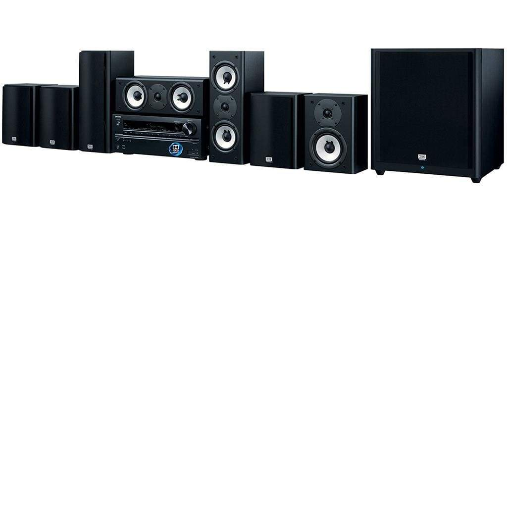 Onkyo SKS-HT993THX 7.1 Ch. THX Home Theater Speaker System - Stereo Advantage