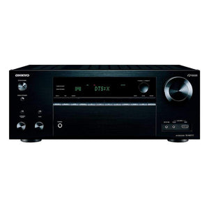 Onkyo THX-Certified Audio & Video Component Receiver black (TX-NR777) - Stereo Advantage