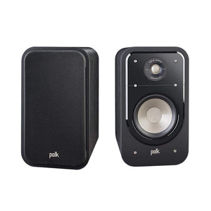 Polk Audio Signature S20 American HiFi Home Theater Bookshelf Speakers (Pair) - Stereo Advantage