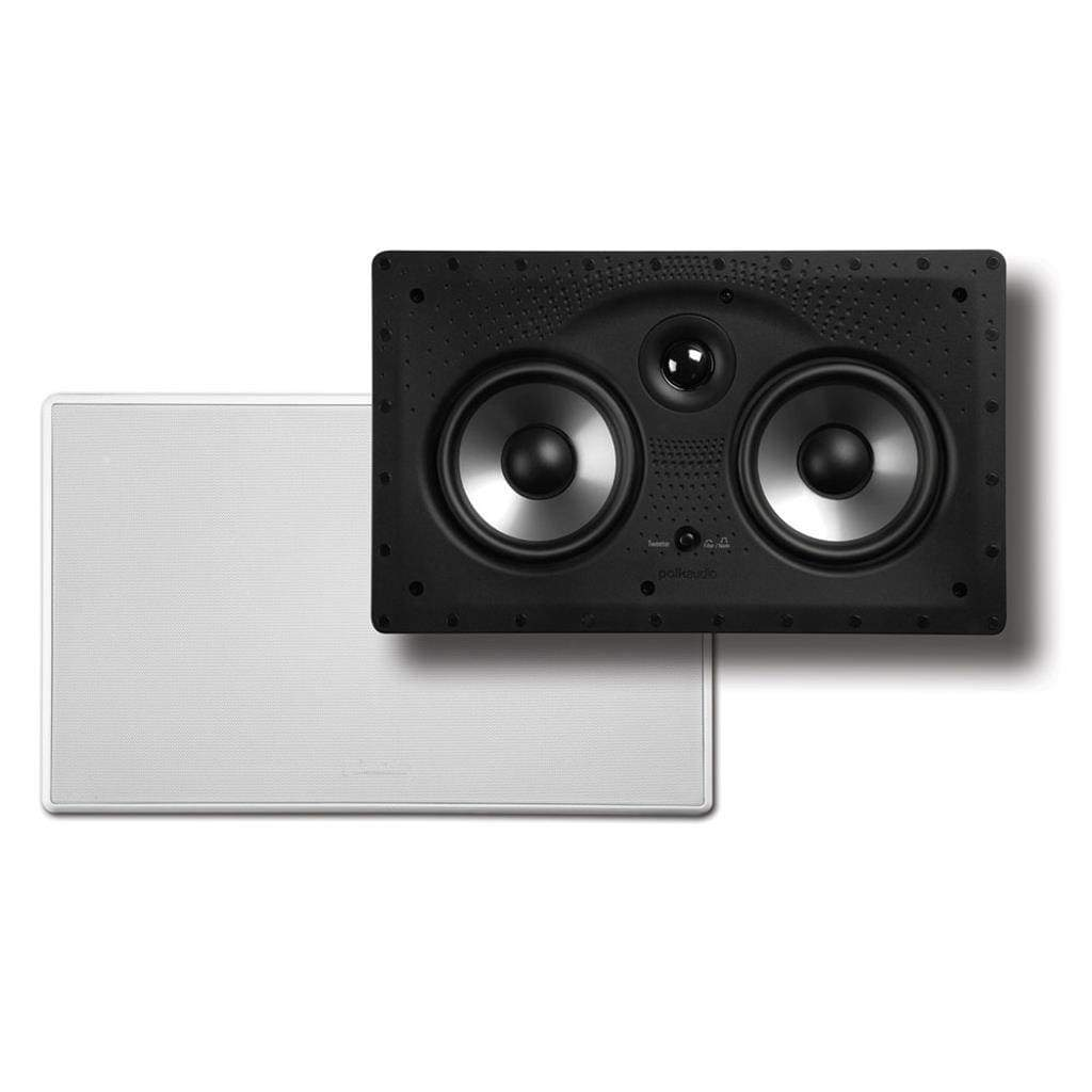 Polk Audio 255C-RT 5.25-inch 2-way in-wall Center speaker - Stereo Advantage