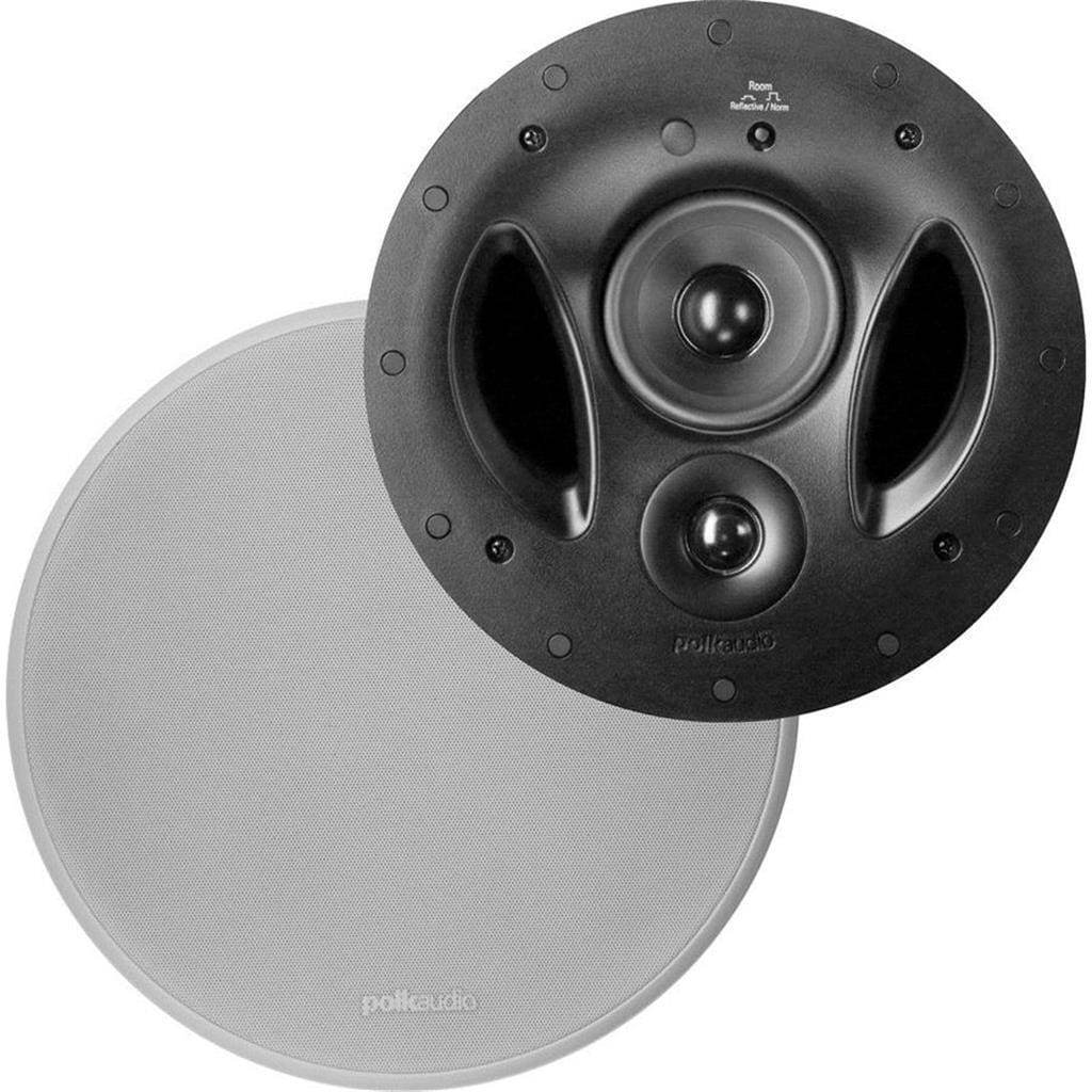 Polk Audio 90-RT 9-inch 3-way in-ceiling speaker - Stereo Advantage