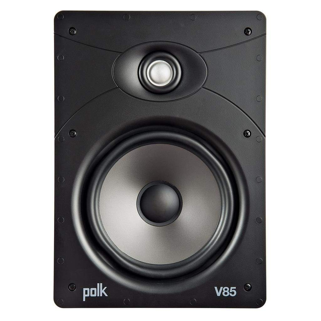 Polk Audio V85 High Performance Vanishing In-Wall Speaker - Stereo Advantage