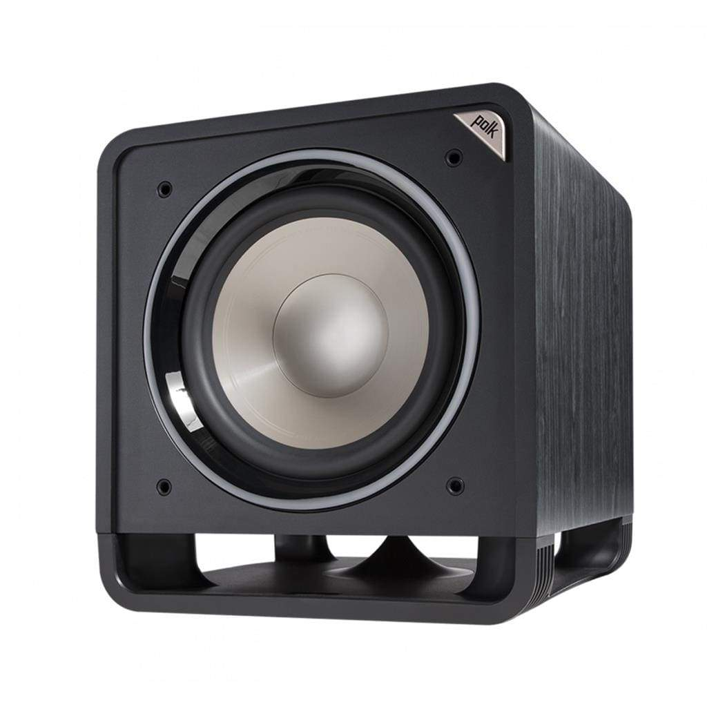 "Polk Audio HTS12 12"" Subwoofer with Power Port Technology - Stereo Advantage"