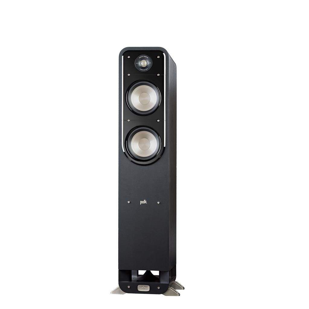 Polk Audio Signature S55 American HiFi Home Theater Tower Speaker (Each) - Stereo Advantage