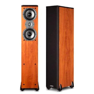 Polk Audio TSi300 Floorstanding Speakers, Cherry (Pair) - Stereo Advantage