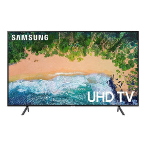 "Samsung 43"" Flat 4K UHD MotionRate 120 Smart LED TV - Stereo Advantage"