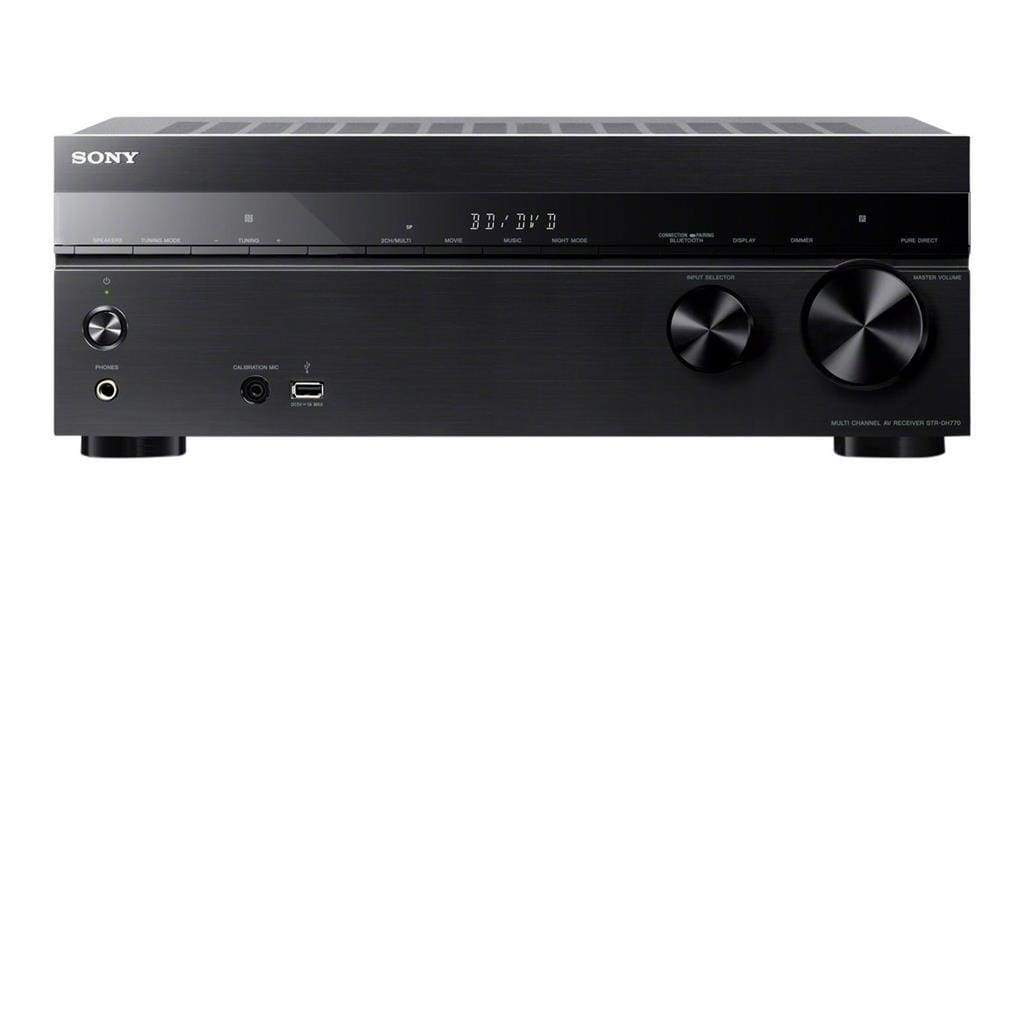 Sony STR-DH770 - AV receiver - 7.2 channel - Stereo Advantage