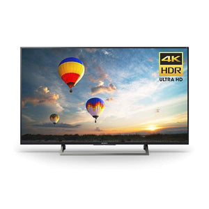 "Sony XBR43X800E 43"" Class 4K HDR Ultra HD LED TV, Black - Stereo Advantage"