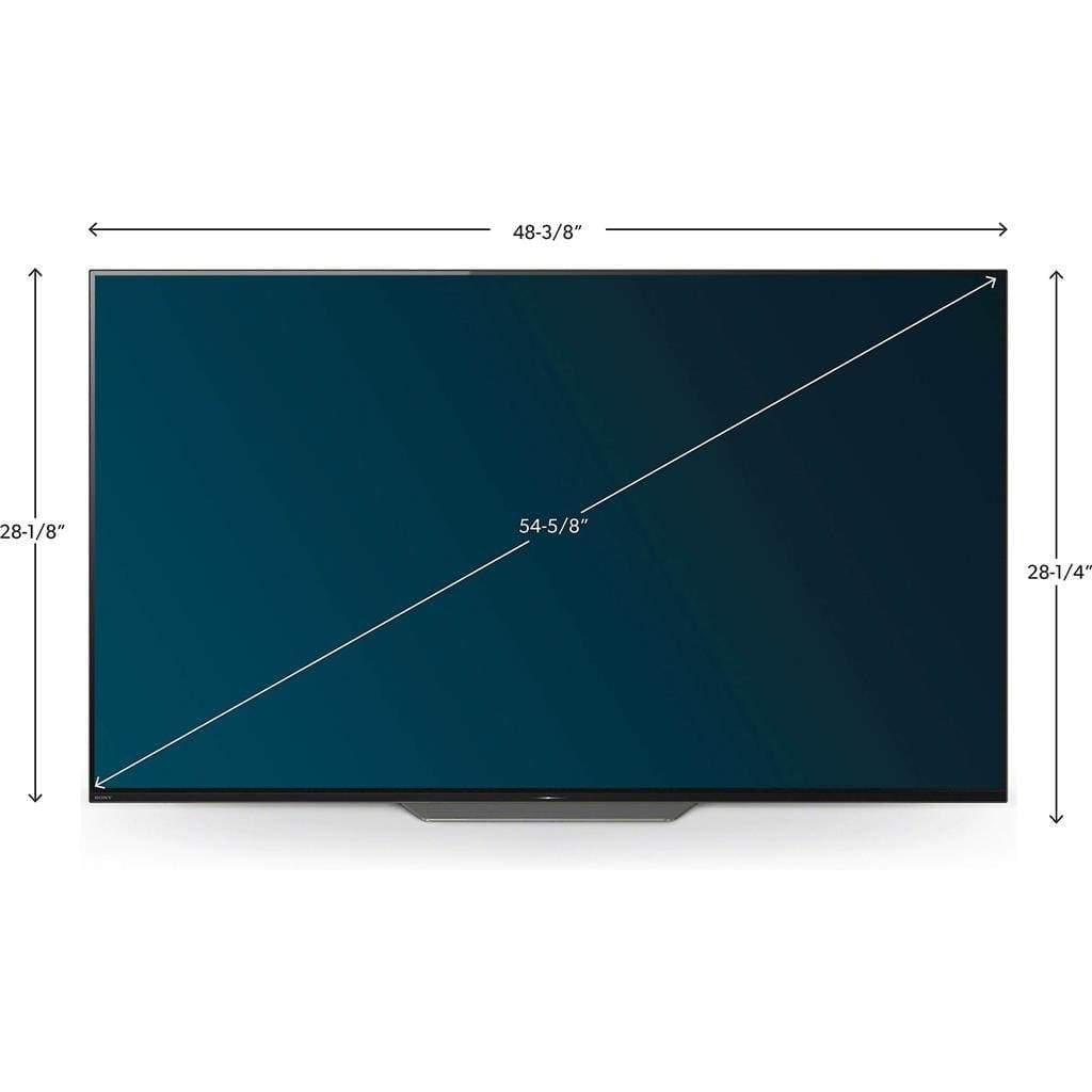 SONY XBR55A8F 55 INCH 4K OLED - Stereo Advantage