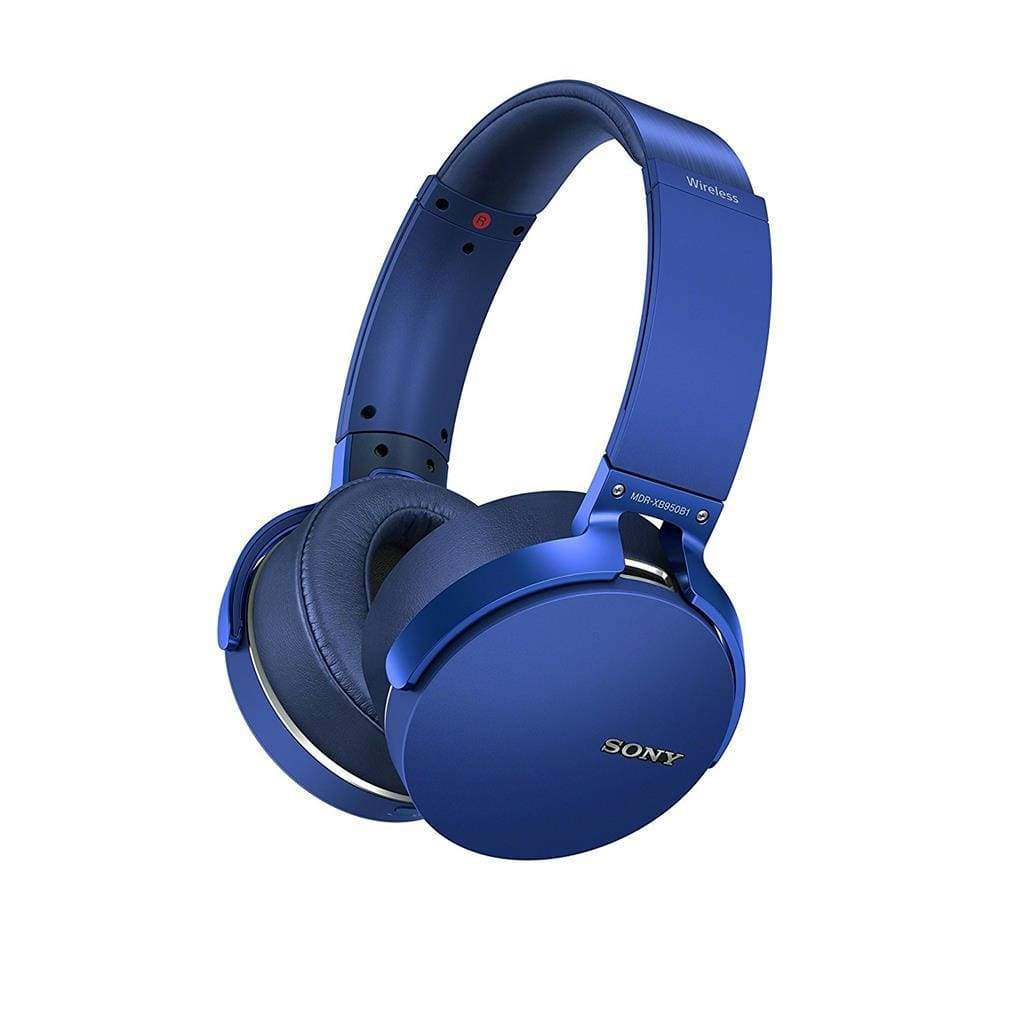 SONY MDR-XB950B1 - HEADPHONES BLUE - Stereo Advantage