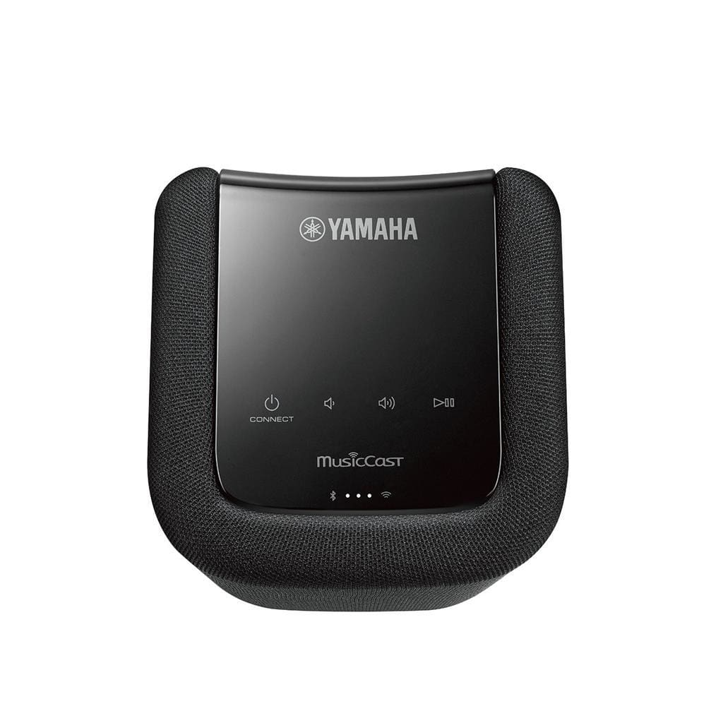 Yamaha WX-010BL MusicCast Multiroom Digital Music System (Black) - Stereo Advantage