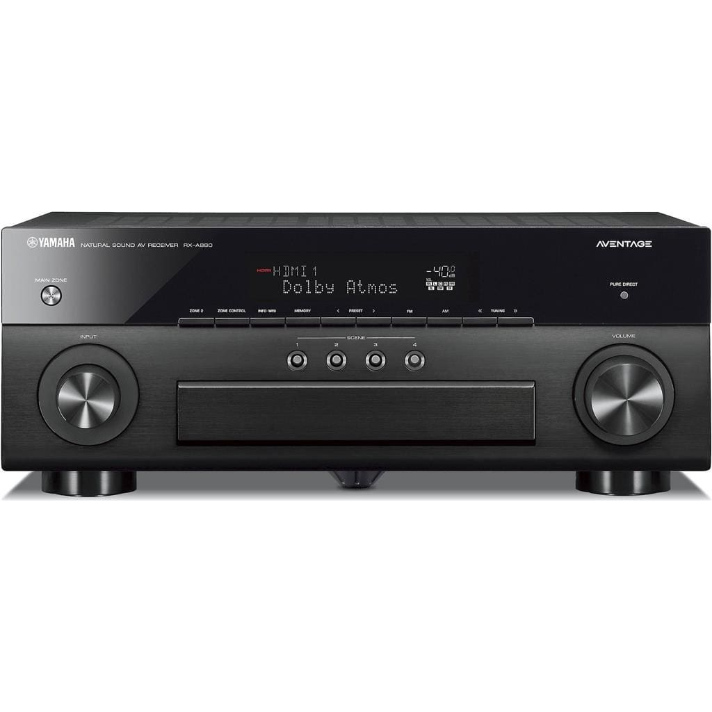 Yamaha RX-A880BL 7.2 Channel Network AV Receiver - Stereo Advantage