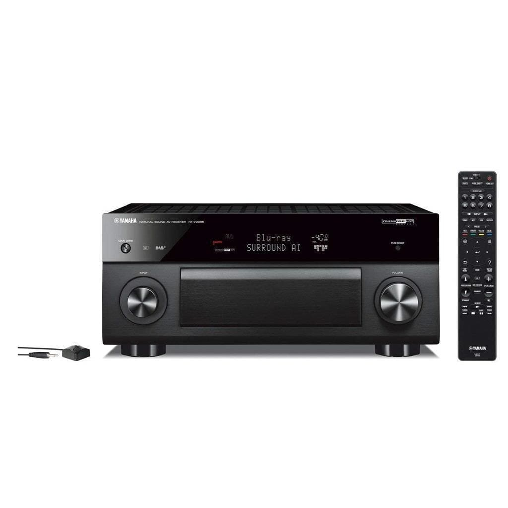 Yamaha RX-V2085 9.2-channel home theater receiver with Wi-Fi®, Bluetooth®, and Amazon Alexa compatibility, Music cast capable - Stereo Advantage