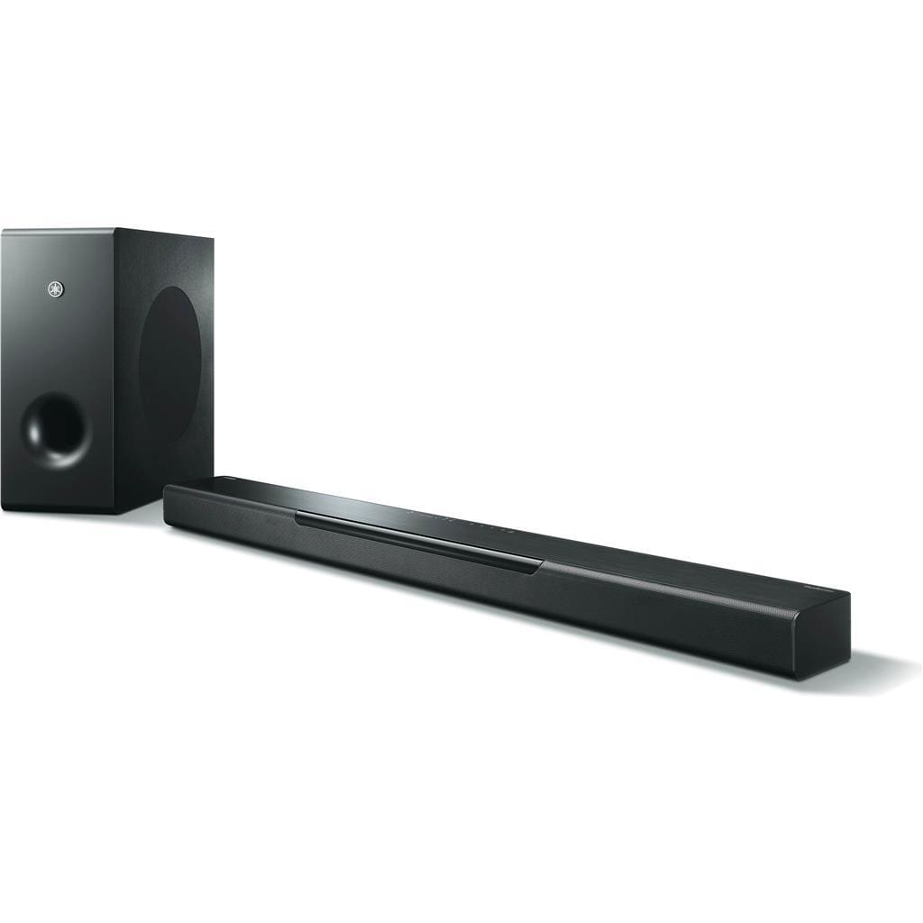 Yamaha MusicCast BAR 400 Sound Bar with Wireless Subwoofer. Works with Alexa - Stereo Advantage