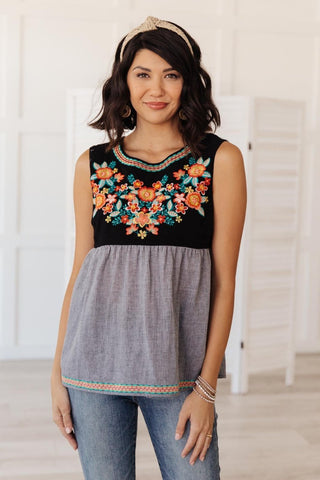 Harmony Floral Top